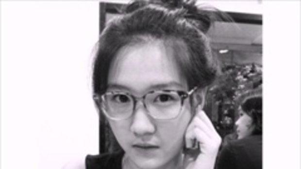 สาวแว่นจากโฆษณาเปปทีน อยากเป็นหมอ น่ารักอ่ะ