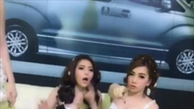 พริตตี้ ฮุนได Motor expo 2014 21