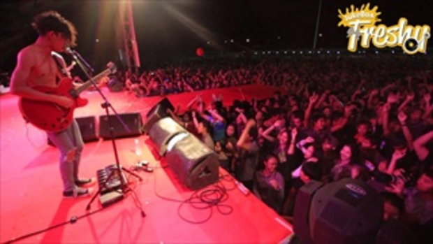 คลิปมันส์ๆ The Jukks เปิดคอนเสิร์ต Jukebox Freshy 2014