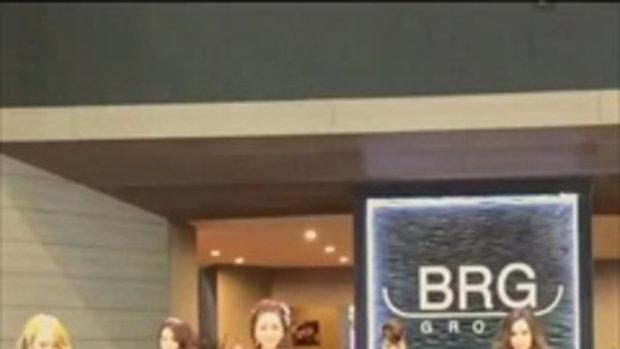 พริตตี้ motor expo 2014 BRG Show