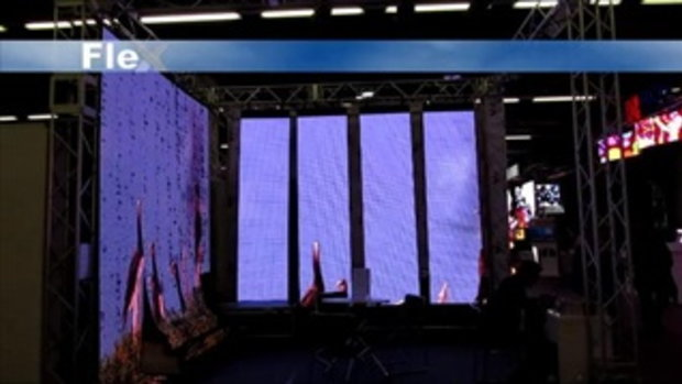 น้ำหนักเบาพกพา LED วีดีโอการแสดงผลหน้าจอ