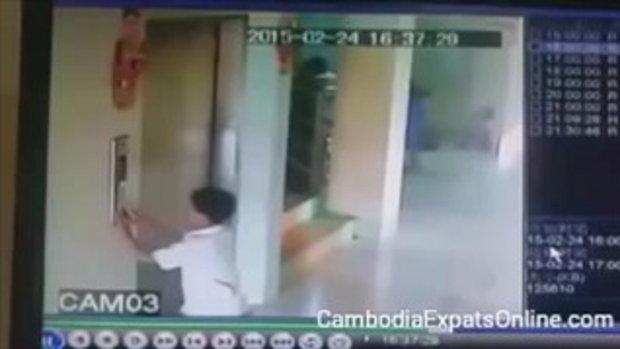 สยอง! เด็กชายตกปล่องลิฟต์ในโรงพยาบาล