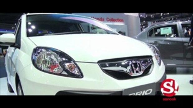 รวม ECO CAR สุดฮิตจากค่ายดัง Motor Show 2015