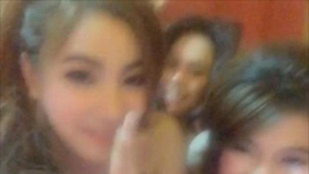 พริตตี้ น้องใบเฟิร์น Nongbai Goodnight kisS