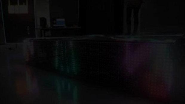 เวทีกริดวิดีโอจอ LED