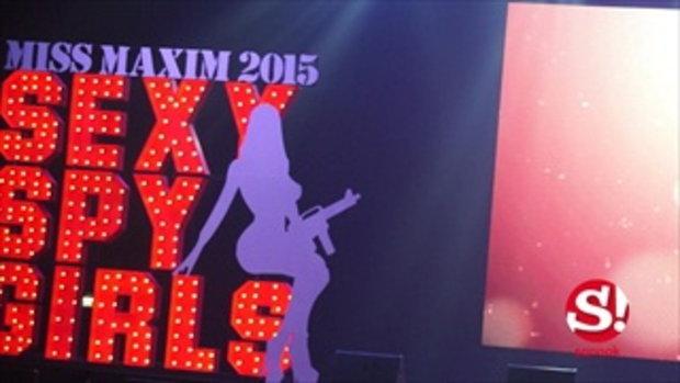 เซ็กซี่ล้นงาน miss maxim thailand 2015 หนิง-นลิน รุ่งรัศมี คว้ารางวัลชนะเลิศไปครอง