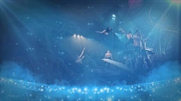 Cirque du Soleil LiveShow tape 1 3 ก.ค.2558 2/3