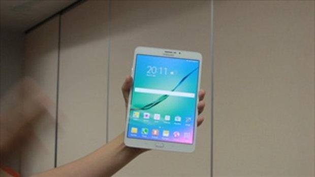 พรีวิว: พาชม (Hand-on) Samsung Galaxy Tab S2  รุ่น 8 นิ้ว
