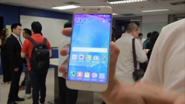 พรีวิว: พาชม (Hand-on)  Samsung Galaxy A8 อย่างเป็นทางการ