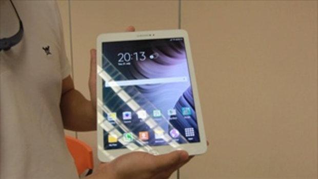 พรีวิว: พาชม (Hand-on) Samsung Galaxy Tab S2  9.7  นิ้ว