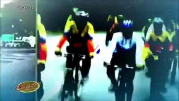 กิจกรรมรับเสื้อและเข็มกลัดพระราชทาน Bike For Mom ปั่นเพื่อแม่ 25-26 ก.ค
