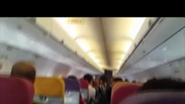 หนุ่มสุดทนโพสต์แฉ!! สายการบินชื่อดังในไทย ไม่มีแอร์ พนง. ไม่สุภาพ