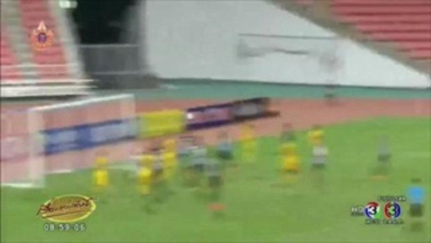บุรีรัมย์ชนะชัยนาท 3-1 ขึ้นนำจ่าฝูงไทยลีก (30 เม.ย.58)