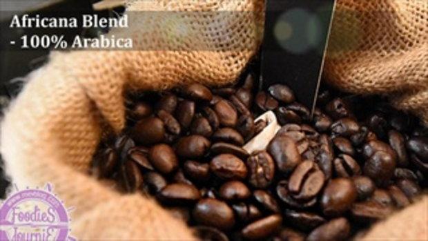 Secret of Africana Blend Drip Coffee @ Au Bon Pain EmQuartier