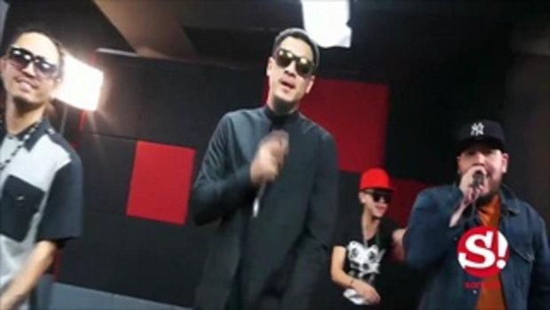 Sanook Live chat (ร้องสด) เพลง LALALA - THAITANIUM