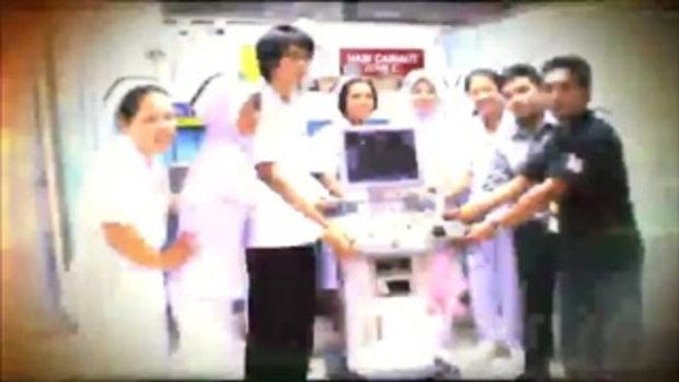 ชวนแฟนข่าวร่วมทำบุญโครงการ เรื่องเล่าเช้านี้เพื่อเครื่องมือแพทย์ในภูมิภาค