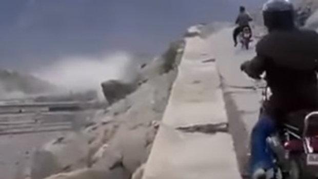 แผ่นดินไหว 7.5 ริกเตอร์ที่เมือง Gilgit ของปากีสถาน