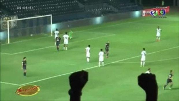 บุรีรัมย์ฟอร์มโหด ถล่มราชบุรี 5-0 นำจ่าฝูงต่อ (29 ต.ค.58)