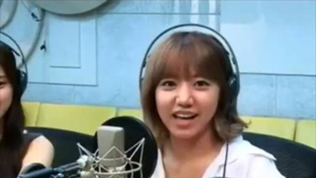 [RADIO] 130716 MBC Shindong's Simsimtapa (Apink) - YouTube - Copy (2)