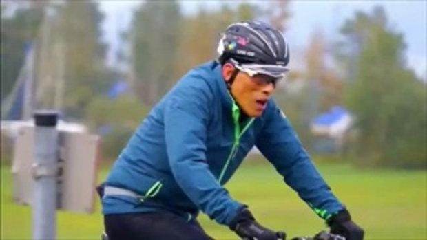 สมเด็จพระบรมฯพระราชทานคลิป 'Clean Bike for Dad' เพื่อกิจกรรม 'ปั่นเพื่อพ่อ'