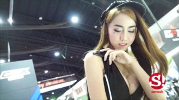 พริตตี้ เน้นน่ารัก คุณปิ๊งใคร Motor Expo 2015