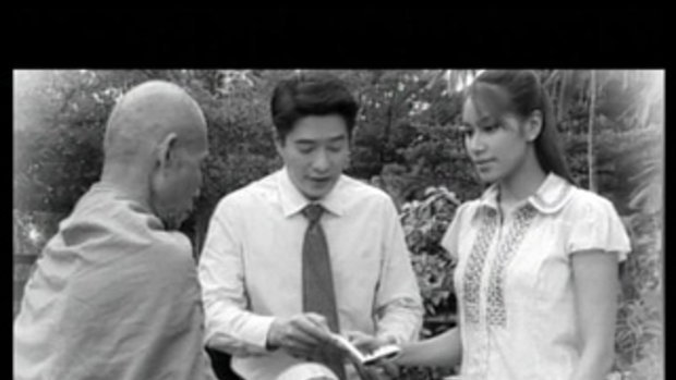 เพลง ทำไมต้องเธอ - Sanamluang connects by Nokia  5700 XpressMusic Part 04
