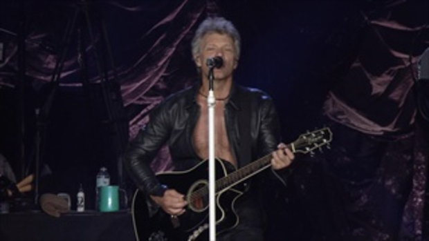 LOST HIGHWAY - BON JOVI Live in Bangkok
