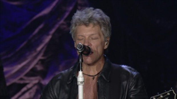 WHOLE LOT OF LEAVIN' - BON JOVI Live in Bangkok