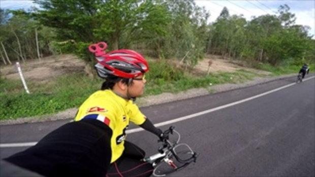 GOPRO ปั่นจักรยาน