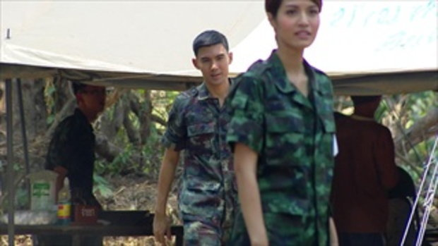 เพลง ขอกันดื้อๆ-Kho Kan Due Due (เพลงประกอบละคร ผู้กองยอดรัก) - Ter Chantavit