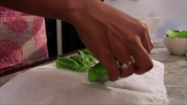 Did You Know...? คุณรู้หรือไม่ วิธีเก็บผักสลัดให้ได้นานขึ้น?