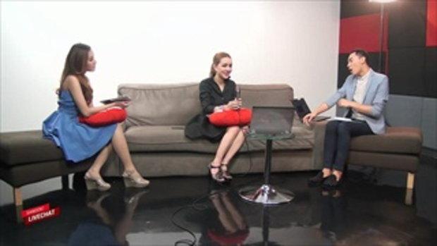 Sanook live chat - นิโคล เทริโอ 2/3