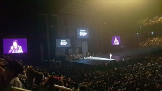 เบญ ชลาทิศ ประกาศชัดกลางเวทีคอนเสิร์ต เมืองไทย ประกันภัย ว่าเป็น....!!