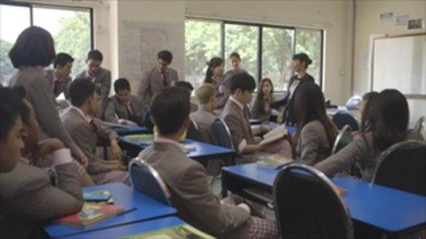 THE SCHOOL โรงเรียนป่วน ก๊วนนักเรียนแสบ EP.10 เสาร์ 22 ส.ค.58 ทาง MCOT HD 30