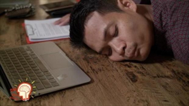Did You Know... คุณรู้หรือไม่ ทำไมนอนหลับแล้วถึงน้ำลายไหล