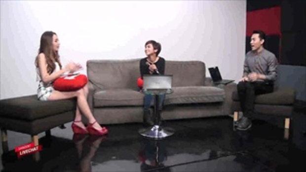 Sanook live chat - กิ่ง เหมือนแพร 1/3