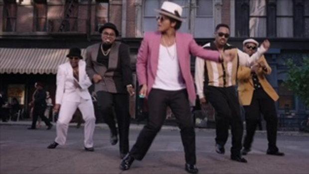 เพลง Uptown Funk! - Mark Ronson feat. Bruno Mars