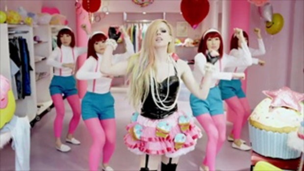 เพลง Hello Kitty - Avril Lavigne