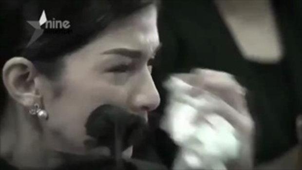 น่าสงสารจับใจ! โบว์ แวนด้า กอด น้องมะลิ ร้องไห้