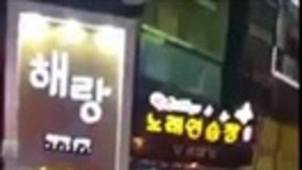 แชร์สนั่น หนุ่มเกาหลีโหด กระทืบกะเทยไทย คิดว่าเป็นหญิงแท้แต่จีบไม่ติด