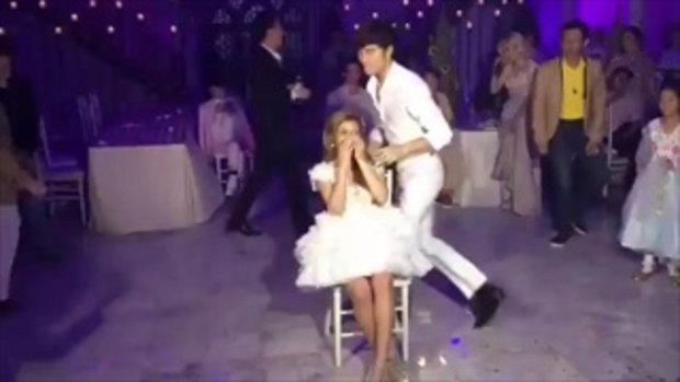 กุ๊บกิ๊บ บี้ เต้นงานแต่ง 3