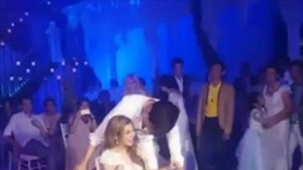กุ๊บกิ๊บ บี้ เต้นงานแต่ง 4
