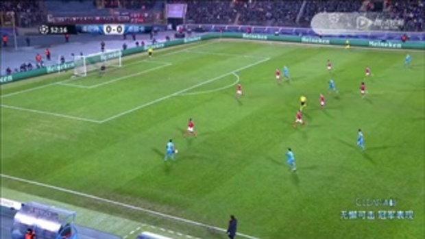 คลิปไฮไลท์ ยูฟ่า แชมป์เปี้ยนส์ ลีก เซนิต เซนต์ ปีเตอร์สเบิร์ก 1-2 เบนฟิก้า