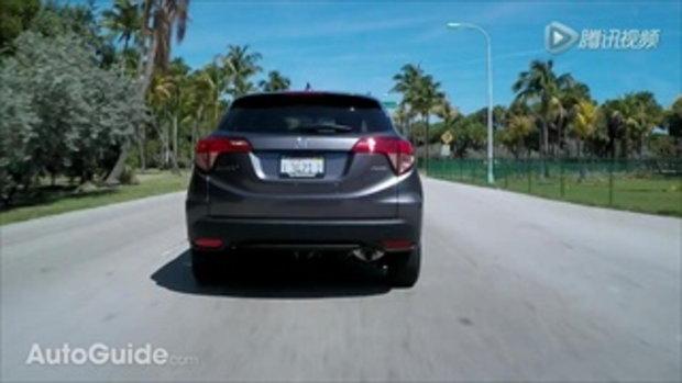 2016 Honda CRV test drive
