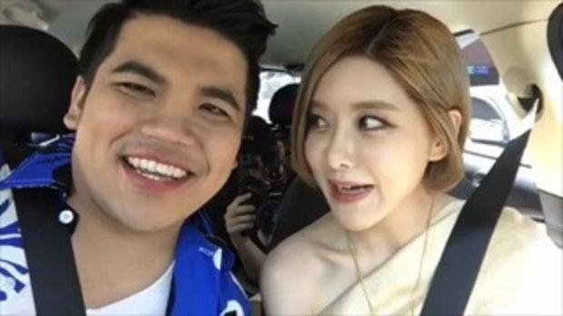 คลิป แจ็ค แฟนฉัน สอน ดีเจโซดา พูดไทย น่ารักอะไรแบบนี้ !!!