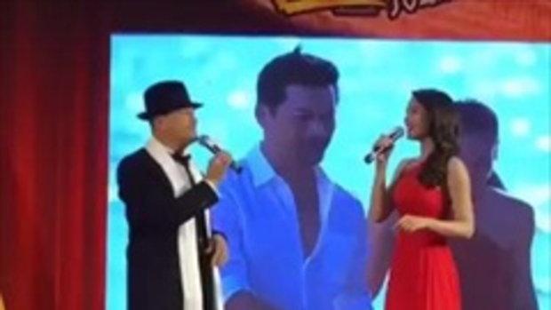 ญาญ่า โชว์ร้องเพลง เจ้าพ่อเซี่ยงไฮ้ กับ ติงลี่ ตัวจริงเสียงจริง