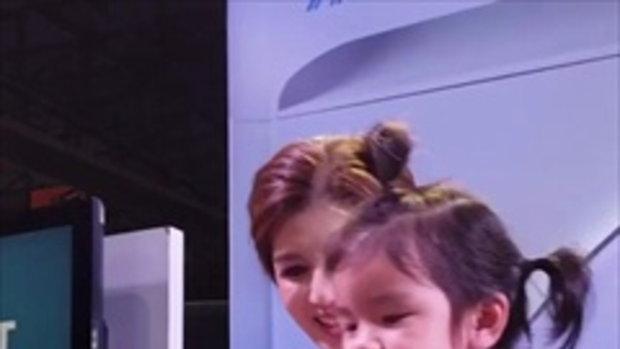 ยิ้มแฉ่ง มะลิดีใจได้ตุ๊กตาจากพี่จ๋า น่ารักอะไรขนาดนั้น !!!