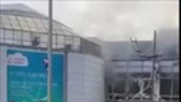 ระเบิดสนามบิน ประเทศเบลเยี่ยม
