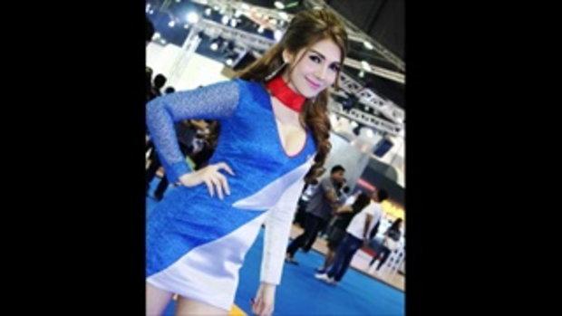 มอเตอร์โชว์ 2016 (Bangkok Motor Show 2016) กับพริตตี้สาวแสนสวยบู๊ท P.T.T.