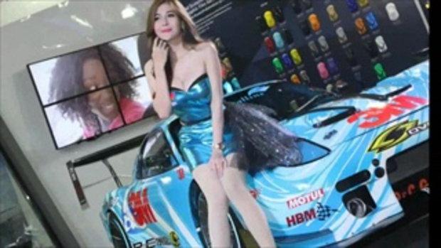 มอเตอร์โชว์ 2016 (Bangkok Motor Show 2016) กับพริตตี้สาวสวย 3 M